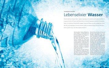 Artikel als PDF - Das Online-Magazin der BARMER GEK