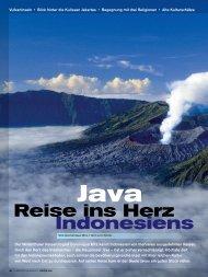 Java ? Reise ins Herz Indonesiens.pdf - Globetrotter