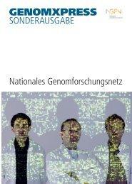GenomXPress Sonderausgabe - NGFN