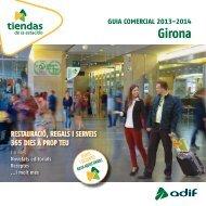 Guía comercial 2013-2014. Girona (Catalán)