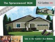The Sprucewood 1424 - G.J. Gardner Homes