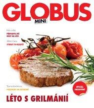 Mini Globus Grilmánie 2012