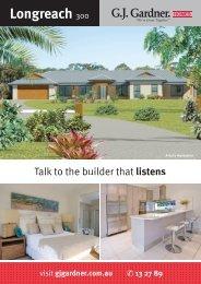 Longreach 300 - G.J. Gardner Homes
