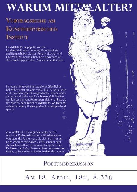 Flyer (pdf) - Freie Universität Berlin