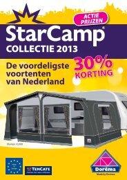 collectie 2013 - Starcamp