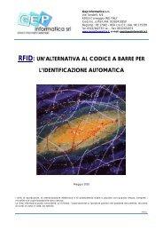 RFID MAG - GEP Informatica Srl
