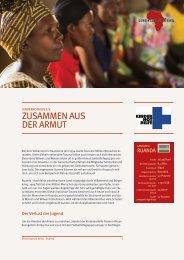kindernothilfe e.v. - zusammen aus der armut - Gemeinsam für Afrika