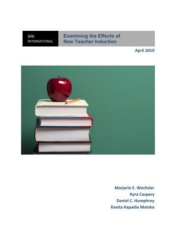effects of teacher induction mentoring programs on The comparative effects and outcomes of two beginning teacher induction programs--a formal team approach and an informal buddy system--on novice teaching.