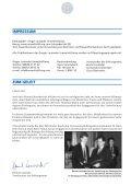 Gregor Louisoder Umweltstiftung JAHRESBERICHT 2003 - Page 2
