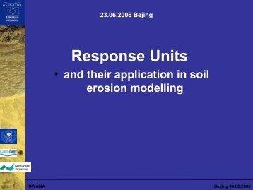 gully erosion modelling