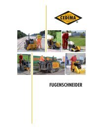 FUGENSCHNEIDER - CEDIMA GmbH