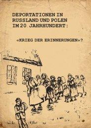 Broschüre Tittelblatt herunterladen - Geschichtswerkstatt Europa