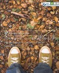 Relatórios de Sustentabilidade da GRI: - Global Reporting Initiative