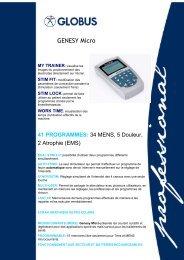 GENESY Micro - Globus