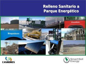 Relleno Sanitario a Parque Energ Energético - Global Methane ...