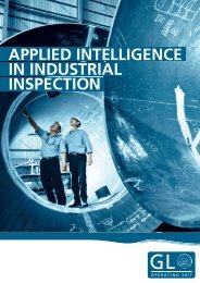 IN INDUSTRIAL INSPECTION - GL Group