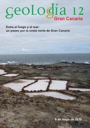 un paseo por la costa Norte de Gran Canaria - Sociedad Geológica ...