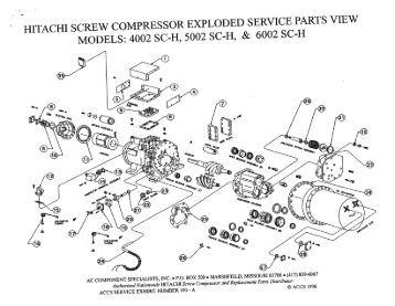 Fes screw Compressor Manual