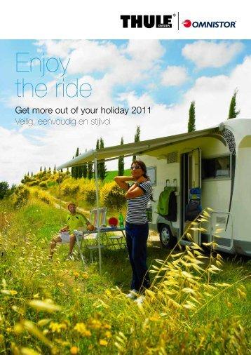 Enjoy the ride - Gelderse Caravan Centrale