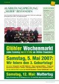NEUES MUSIKHEIM ZUM 80-JAHR - Stadtgemeinde Gföhl - Page 2