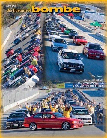 This issue: - GGC BMW CCA