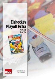 Eishockey Playoff Extra 2013 - Go4Media