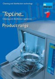 Product range - GoHospitality