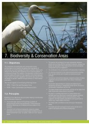 7. Biodiversity & Conservation Areas - City of Greater Geelong