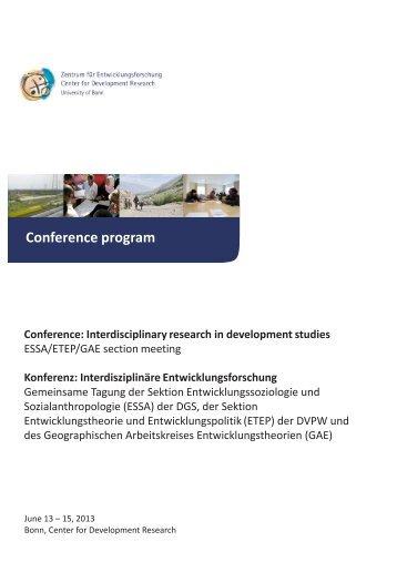 Development Studies Conference_Bonn_Program-4