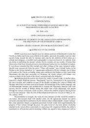 [p.iii] TRAVELS IN ARABIA COMPREHENDING AN ACCOUNT OF ...