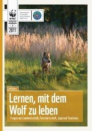 Lernen, mit dem Wolf zu leben - Gregor Louisoder Umweltstiftung
