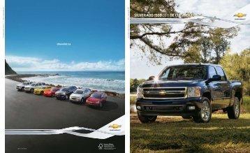 SILVERADO 1500 2011 DE CHEVROLET - GM Canada