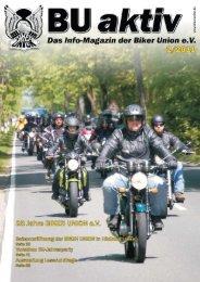 Termine - der Biker Union eV