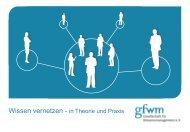 Wissen vernetzen in Theorie und Praxis - GfWM - Gesellschaft für ...