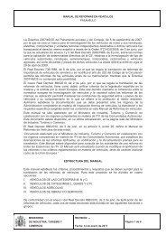 La Directiva 2007/46/CE del Parlamento europeo y del Consejo, de ...