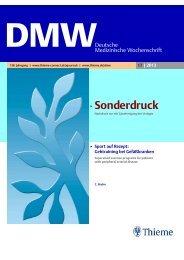 3 Sonderdruck - GLG Gesellschaft für Leben und Gesundheit mbH