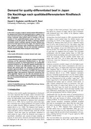 View - German Journal of Agricultural Economics