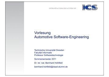 1.Entwicklung - Technische Universität Dresden