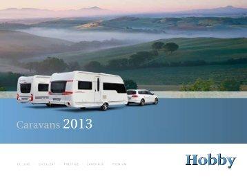 Caravans 2013 - Gelderse Caravan Centrale
