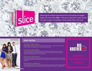 Slice - Shaw Media