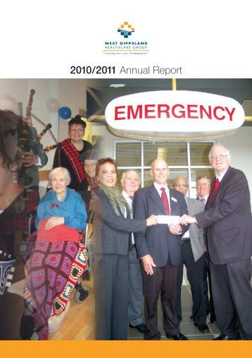 2010/2011 Annual Report - GHA Central