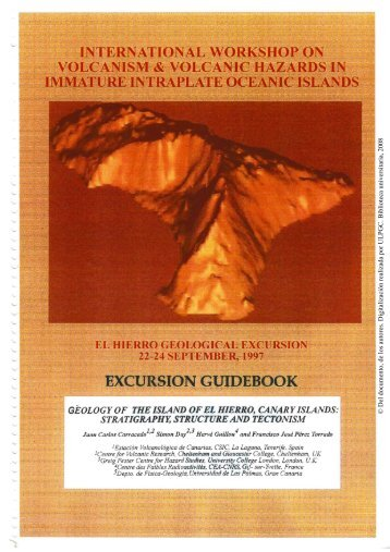 excursion guidebook - ulpgc