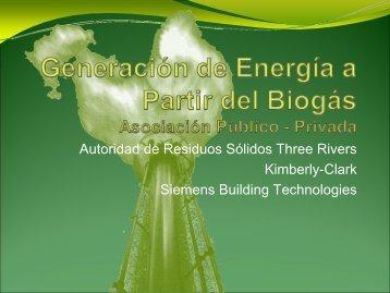 Beech Island LFG to Energy - Argentina - Global Methane Initiative