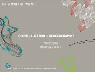 Geovisualization in neogeography? - Geomatik-hamburg.de
