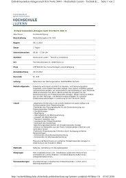 Seite 1 von 2 Erdwärmesonden-Anlagen nach SIA Norm 384/6 ...