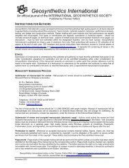 Download .pdf of journal submission guidelines - IGS - International ...