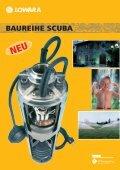 """Baureihe SCUBA 5""""-Unterwasserpumpen - Seite 2"""
