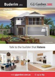 Buderim 282 - G.J. Gardner Homes