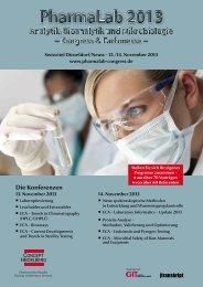 Die Konferenzen - European Compliance Academy