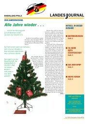 Journal Dezember 2003 - gdp-deutschepolizei.de